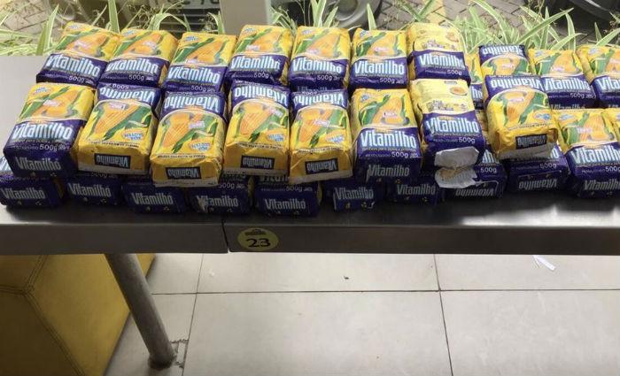 Três padarias de Boa Viagem têm 80 kg de alimentos apreendidos. Foto: Procon/ Divulgação