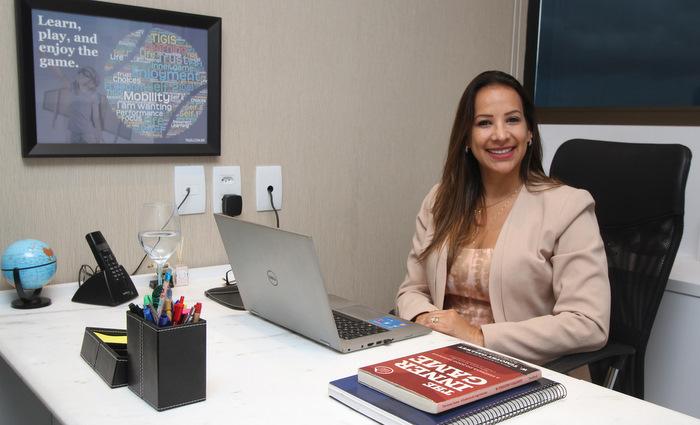 Segundo Adriana Cavalcanti Cruz, o melhor processo de transição de carreira é aquele que a gente constrói uma ponte para o futuro. Crédito: Nando Chiappetta
