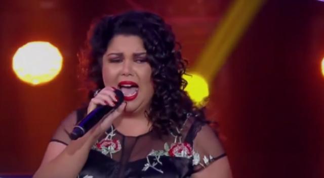 Teaser do próximo programa mostrou trechinho da apresentação. Foto: Globo/Reprodução