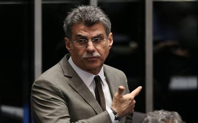 O líder do governo no Senado não acredita em um possível governo Rodrigo Maia (DEM-RJ).  Foto: Dida Sampaio/Estadão