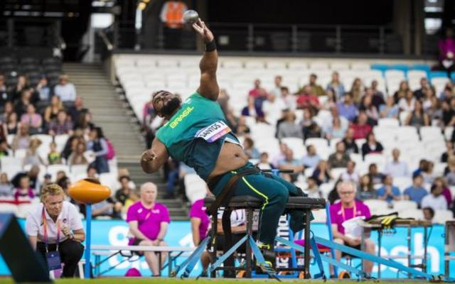 Foto: Márcio Rodrigues/Comitê Paralímpico Brasileiro