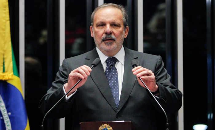 Senador defendeu a necessidade de investimentos para compensar desigualdades regionais. Foto: Agência Senado