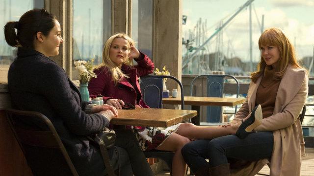 Big Little Lies foi destaque do Emmy deste ano. Foto: HBO/Divulgação