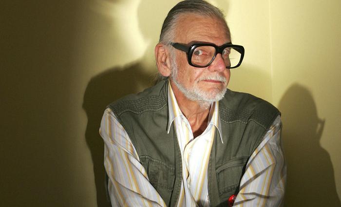 George A. Romero dirigiu clássicos do terror como A Noite dos Mortos-Vivos (1968) e Despertar dos Mortos (1978). Foto: Divulgação