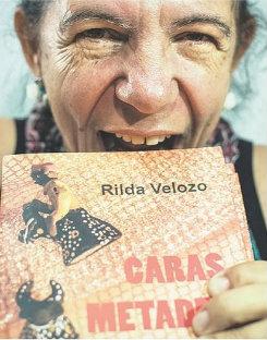 Rilda é formada em história, psicopedagogia e psicologia. Foto: João Veloso