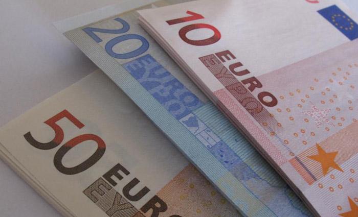 A inflação na zona do euro também se afastou mais da meta do Banco Central Europeu (BCE). Foto: Paulo Pinto