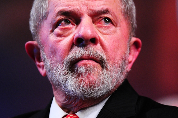 A possibilidade de Lula não participar da corrida dá fôlego aos outros partidos. Foto: Luis Nova/CB