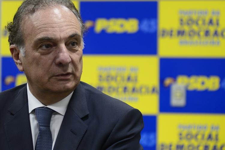 Segundo ele, o partido elegerá uma nova executiva nacional no fim de agosto. Foto: Ed Alves/CB
