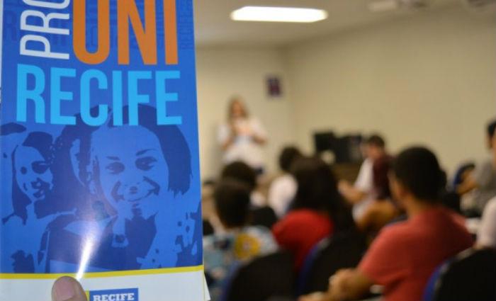 Prouni Recife abre inscrições para 277 vagas gratuitas em cursos superiores. Foto: Facipe/ Divulgação