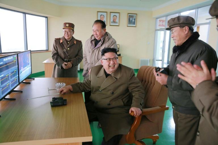 Milhões de famílias foram separadas pelo conflito que levou à divisão da península em duas Coreias. Foto: KCNA VIA KNS/AFP/STR