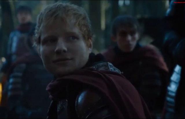 """""""Eu provavelmente preferiria ter uma cena de sexo do que morrer na série"""", disse o cantor. Foto: HBO/Reprodução"""