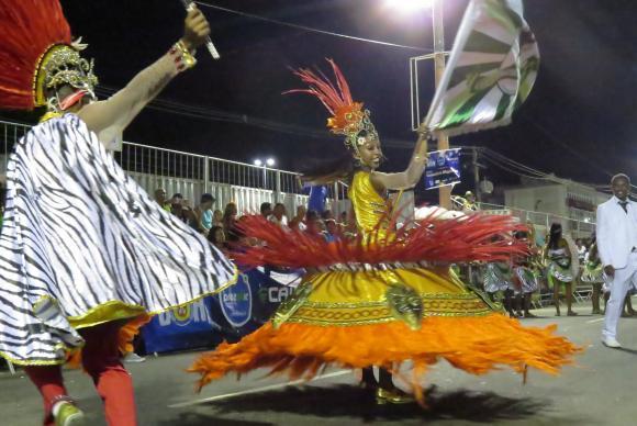 Dinheiro liberado pela prefeitura pode garantir o carnaval de 2018 no Rio de Janeiro. Foto: Vladimir Platonow/Agência Brasil