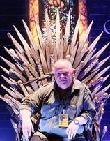 Antes de entrar para a série, autor trabalhou com HQs. Foto: HBO/Divulgação