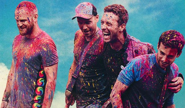 Coldplay anunciou nova data em São Paulo. Foto: Coldplay/Divulgação