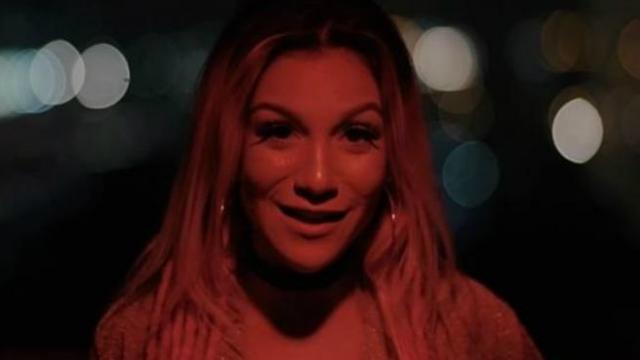 Priscilla também divulgou o videoclipe de Tanto Faz em suas redes sociais. Foto: Instagram/Reprodução