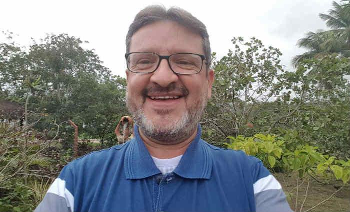 Padre Geraldo Magela é anunciado como secretário de Educação. Foto: Prefeitura de Belo Jardim/Divulgação