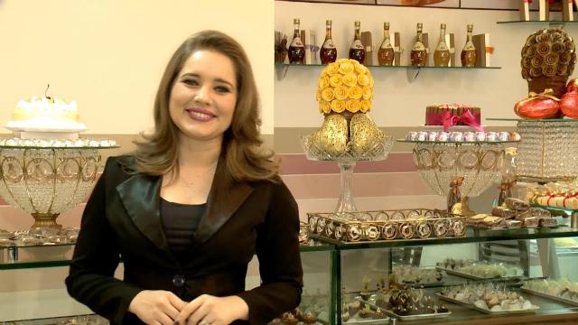 Priscilla Assis vai apresentar o reality de gastronomia nas tardes de sábado. Foto: Tv Clube/Divulgação