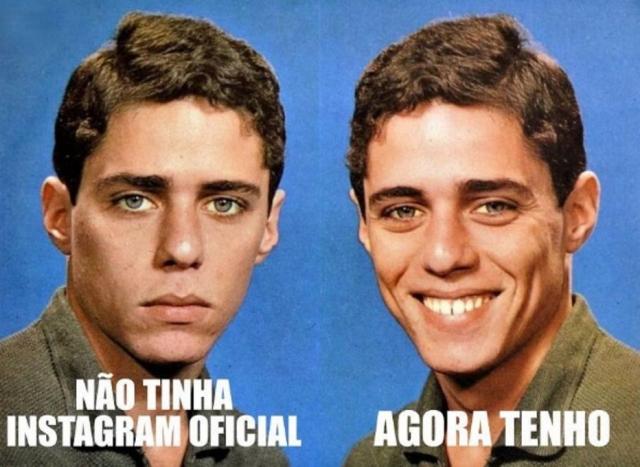 Conta do artista na rede social já conta com mais de 10 mil seguidores - Foto: Instagram/Divulgação