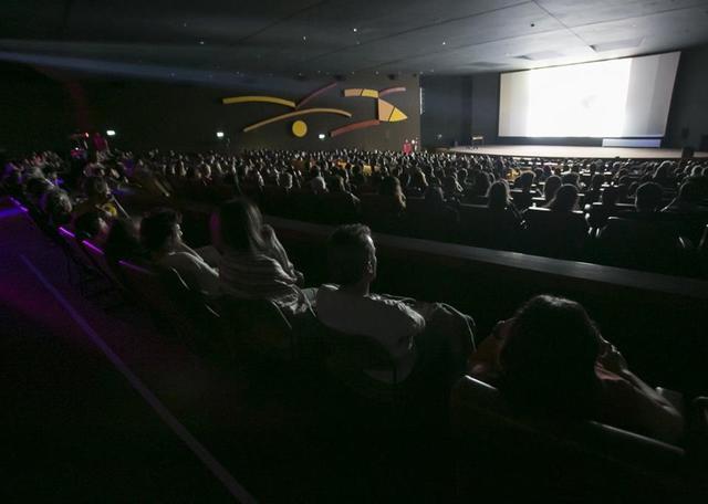 O 50º Festival de Brasília do Cinema Brasileiro (DF) é um dos projetos selecionados para agosto. Foto: Facebook/Reprodução