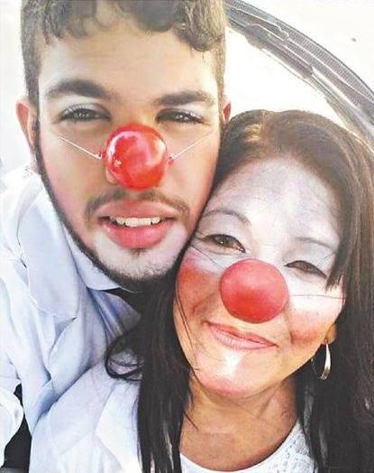 Doutora Chuchu e doutor Apô casam-se hoje no Hospital do Câncer de Pernambuco. Foto: Arquivo Pessoal