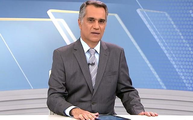 Jornalista era casado e tinha três filhas. Foto: Globo/Divulgação