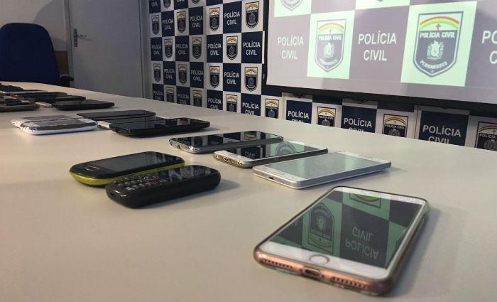 Resultado de imagem para Polícia de Pernambuco usa rastreador para recuperar celulares roubados