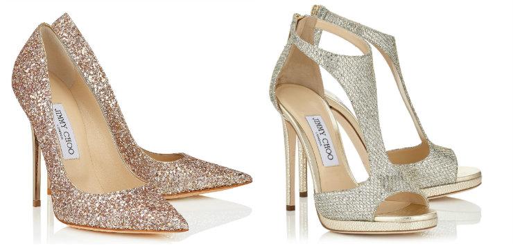 A grife de calçados foi fundada há 20 anos e calçou nomes como Kate Middleton, Michelle Obama e Lady Gaga. Fotos: Jimmy Choo/Divulgação