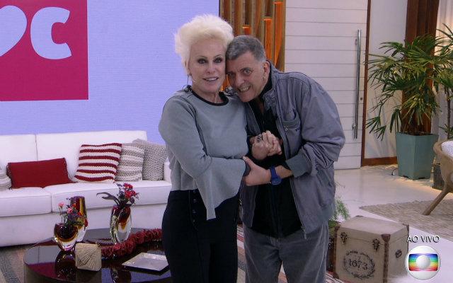 Jorge afirmou que teve medo de morrer, mas nunca perdeu a esperança. Foto: Globo/Reprodução