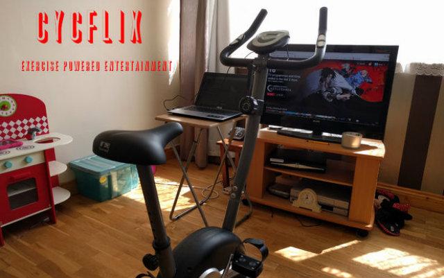 De acordo com o criador, a ideia foi inicialmente apelidado de Fitflix, mas teve o nome mudado por conta de direitos autorais. Foto: YouTube/Reprodução