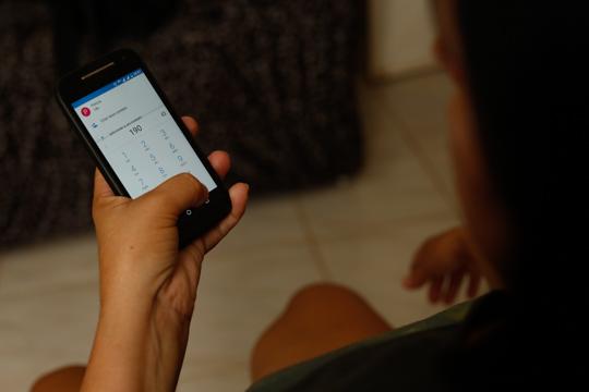 Com cadastro, dados são localizados de modo rápido para que o socorro se faça presente. Foto: Rafael Martins/DP