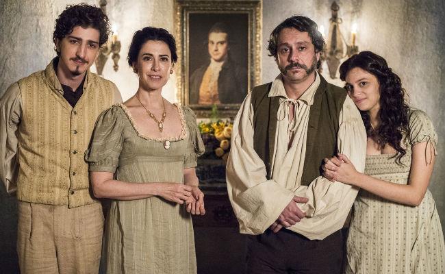 Doze episódios da comédia estão disponibilizados na íntegra. Foto: Globo/Divulgação
