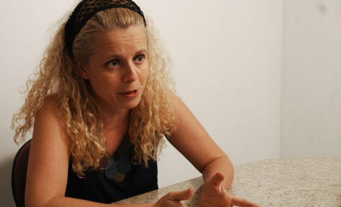 Promotora de Justiça e Cidadania de Olinda, Henriqueta de Belli, acompanha o caso. Foto: Blenda Souto Maior/DP