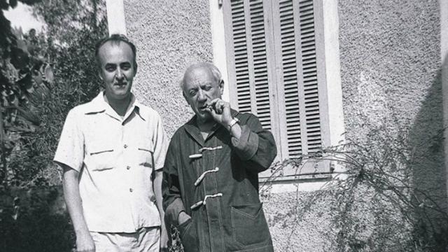 Cícero Dias, o compadre de Picasso é indicado ao prêmio de melhor documentário. Foto: Fotofilme 2/Divulgação