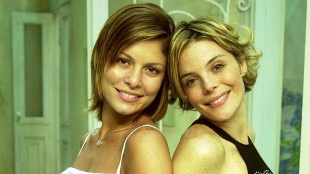 Eleonora e Jennifer em Senhora do Destino. Foto: Globo/Reprodução