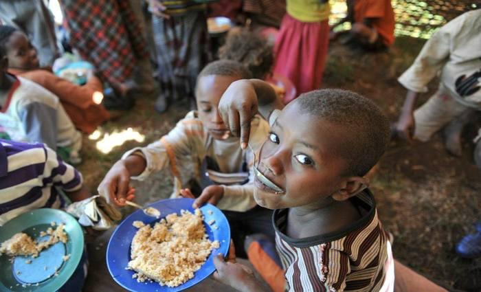 """Conselho reconheceu que os conflitos que afligem esses quatro países são """"uma importante causa"""" do perigo de fome que enfrentam. Foto: PMA/Silvanus Okumu (Conselho reconheceu que os conflitos que afligem esses quatro países são """"uma importante causa"""" do perigo de fome que enfrentam. Foto: PMA/Silvanus Okumu)"""