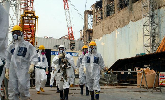 O artefato foi encontrado nesta manhã por operários da construção que estavam fazendo perfurações. Foto:  IAEA Imagebank/Flickr
