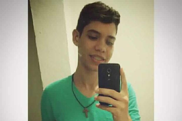 Weverton Fagner de Medeiros Gomes, recupera-se de cirurgia de retirada do intestino transplantado. Foto: Facebook/Divulgação