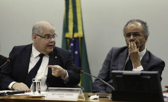 Vicente Cândido, relator da reforma: mudanças no modelo eleitoral. Foto: Fabio Rodrigues Pozzebom/Agência Brasil