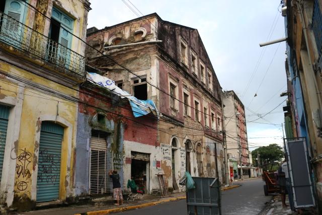 Bairros de Santo Antônio, São José e Boa Vista foram primeiro polo de expansão da cidade. Foto: Gabriel Melo/Esp. DP.
