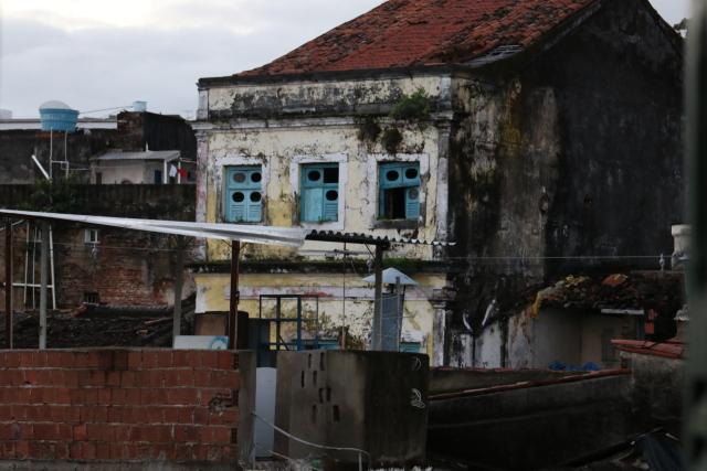 Moradores da área reclamam dos altos custos para reformas. Foto: Gabriel Melo/Esp. DP.