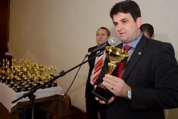 Manoel Jerônio reelegeu-se em 2016 com apoio de mais de 90% da categoria. Foto divulgação/Defensoria Pública