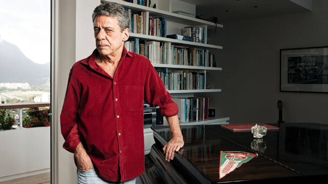 Chico Buarque irá lançar álbum este ano. Foto: Luiz Maximiano/Reprodução
