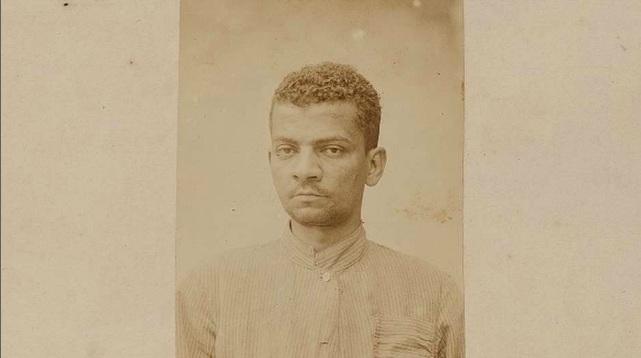 Em artigos, crфnicas, contos ou romances, Lima Barreto expressava-se politicamente. Foto: BBCBrasil.com