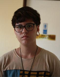 Dante Chacon, de 16 anos, foi agredido ao tentar usar banheiro masculino. Foto: Marlon Diego/Esp.DP