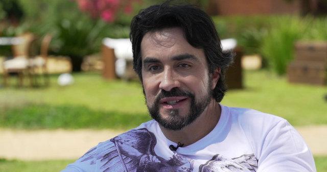 Apesar de estar bem, Padre Fábio de Melo não se considera curado. Foto: Globo/Reprodução