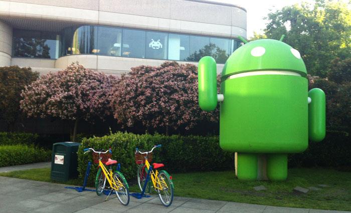 ARCore estará disponível para os smartphones Pixel e Samsung S8. Foto: EFE/Arquivo