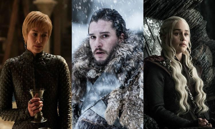 O desfecho da oitava e última temporada da série Game of Thrones somente em 2019. Foto: HBO/Divulgação