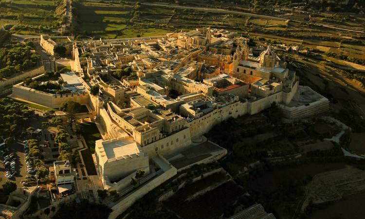 Mdina, em Malta. Foto: HBO/Divulgação