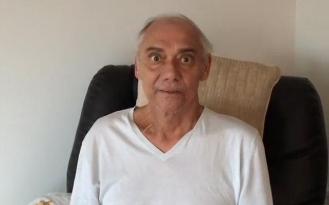 Rezende publicou vídeo nas redes sociais para novamente rebater rumores.  Foto: Facebook/Reprodução