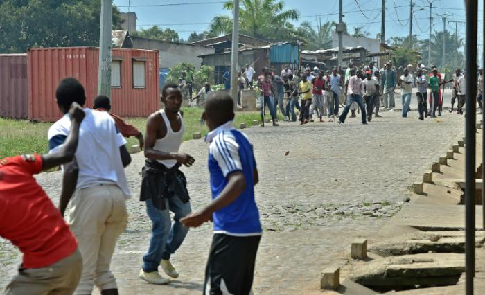O Burundi não autorizou a entrada dos investigadores em seu território. Foto: CARL DE SOUZA/AFP